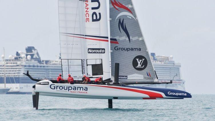 Groupama Team France (CHRISTOPHE FAVREAU / CHRISTOPHE FAVREAU)