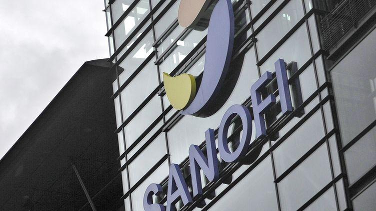 Le siège de Sanofi Pasteur à Paris, en septembre 2012. (MAXPPP)