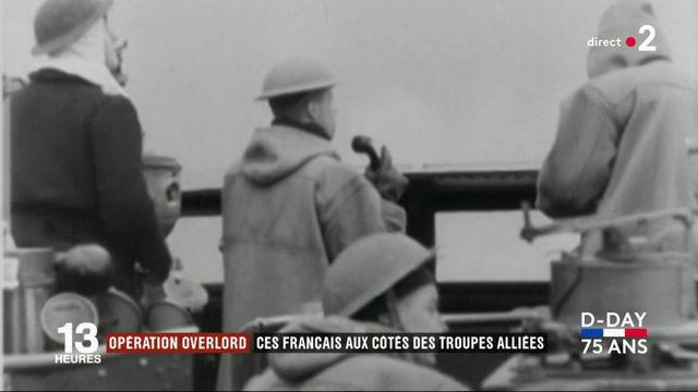 Opération Overlord : ces Français aux côtés des troupes alliées