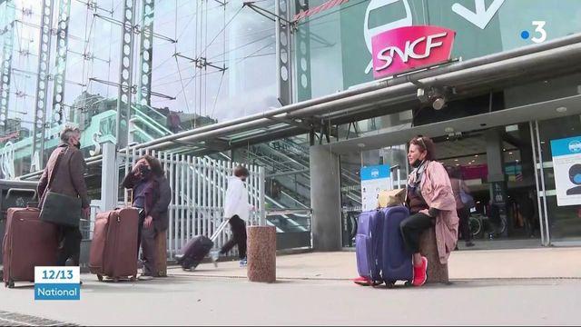 Déconfinement : les voyageurs prêts pour le pont de l'Ascension