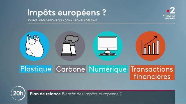 Déconfinement : la Commission planche sur quatre taxes européennes