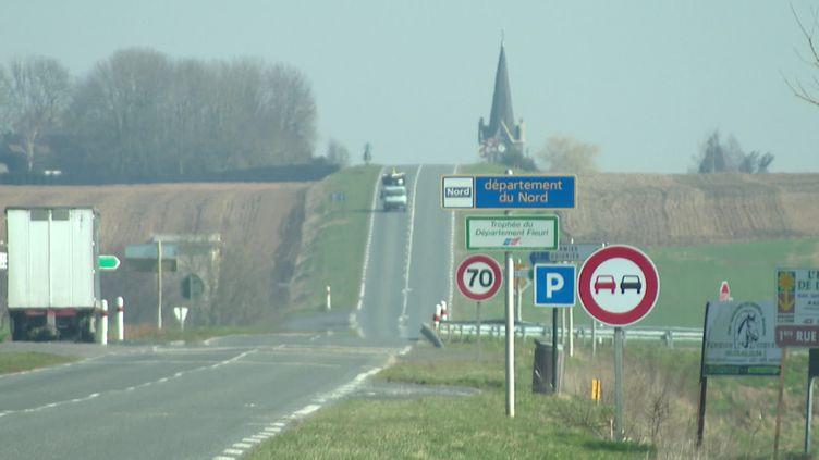 Moeuvres, Boursies et Doignies : trois villages nordistes enclavés dans le Pas-de-Calais qui ne sont pas confinés les week-ends (S. Rosenstrauch / France Télévisions)