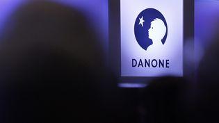 Une assemblée générale de l'entreprise Danone, le 29 avril 2015. (VINCENT ISORE / MAXPPP)