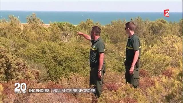 Aude : le renfort des bénévoles pour surveiller les départs de feu