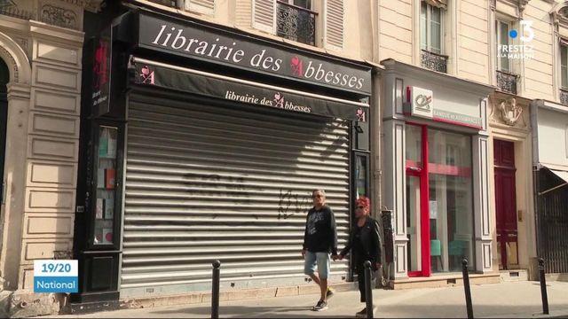 Librairies : le marché du livre s'est effondré depuis le début du confinement