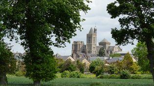 La cathédrale Dol-de-Bretagne. (FONDATION DU PATRIMOINE)