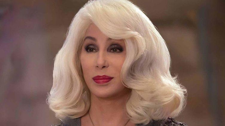 "Cher dans le film ""Mamma Mia"" 2 (2018)  (Universal Pictures France)"