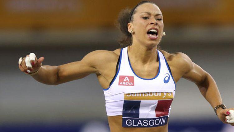 La sprinteuse tricolore Cindy Billaud