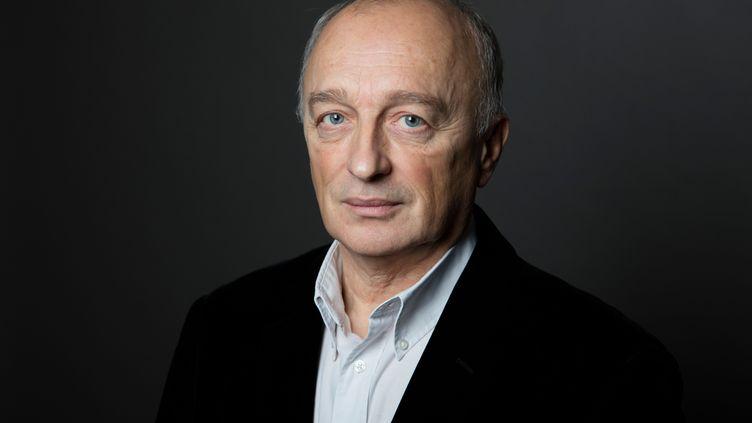 René de Ceccatty, auteur et traducteur français. (GALLIMARD / FRANCEINFO)