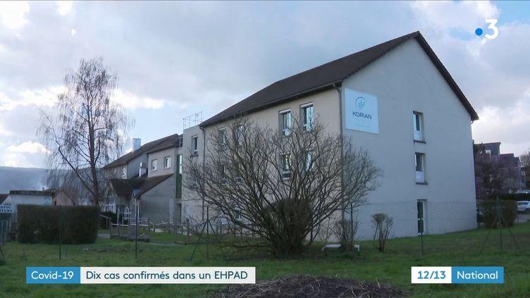 Alors qu'Emmanuel Macron a appelé vendredi 6 mars à éviter de visiter nos aînés pour les protéger de l'épidémie, plusieurs cas ont été confirmés dans un EHPAD situé dans le Doubs. (France 3)