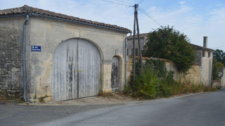 Unesexagénaire a été agressée, chez elle, à Saint Cybardeaux (Charente)le 12 août 2019. (MENARD PHILIPPE / MAXPPP)