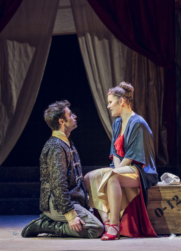 Don José et Carmen (MARION KERNO)