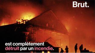 Ce 15 avril, alors que Notre-Dame de Paris brûlait encore, Emmanuel Macron a annoncé que le monument serait rénové. Voici quelques exemples d'édifices qui ont été rebâtis. (BRUT)