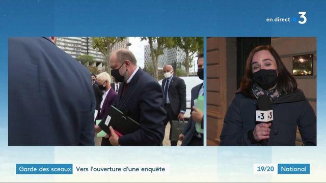 Justice : vers l'ouverture d'une enquête contre Éric Dupond-Moretti