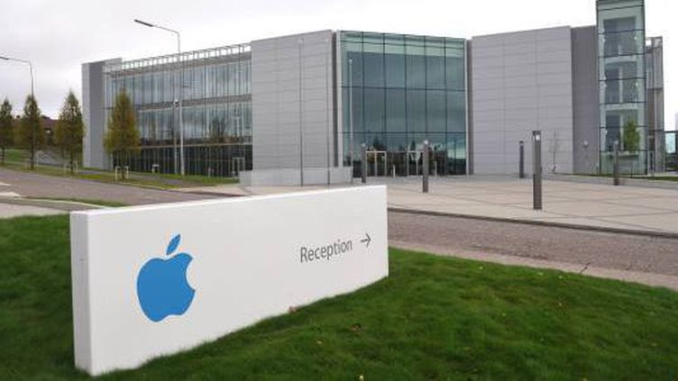 L'unité Apple de Cork emploie 5000 personnes. (Irish Examiner)