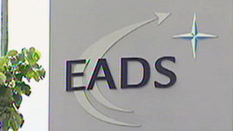 Le groupe européen de défense et d'aéronautique EADS. (France 2)