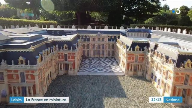 Loisirs : 30 ans de France en miniature