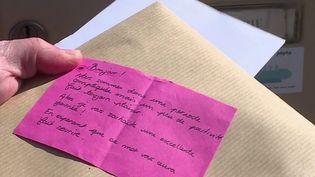 Manche : un corbeau de bon augure fait sourire les habitants (France 3)