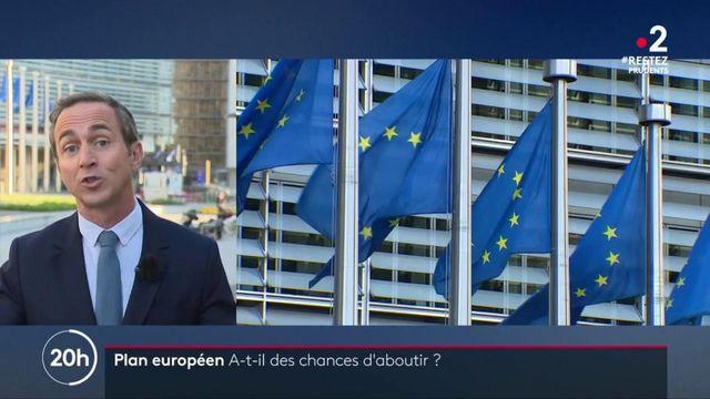 Europe : le point sur le plan de relance