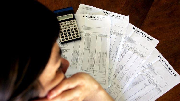 La fusion de l'impôt sur le revenu et de la CSG avait été évoquée par François Hollande pendant la campagne présidentielle. (MAXPPP)