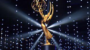 Emblème des Emmy Awards. (KEVORK DJANSEZIAN / GETTY IMAGES NORTH AMERICA)
