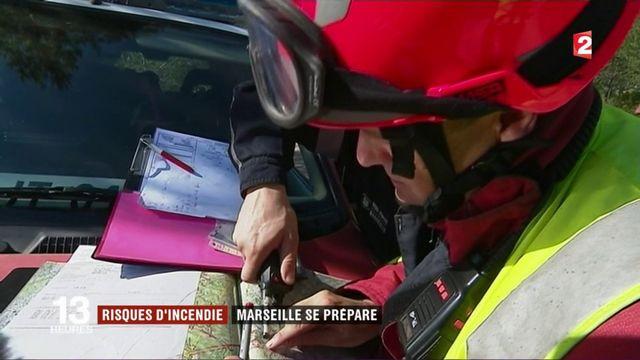 Risques d'incendie : Marseille se prépare