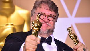 Guillermo del Toro remporte l'Oscar du meilleur réalisateur  (Frederic J.Brown)