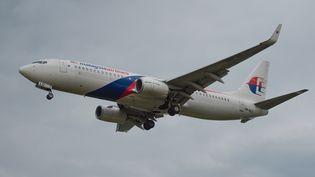 Un avion de la Malaysia Airlines, le 11 décembre 2014, à Kuala Lumpur (Malaisie). (MOHD RASFAN / AFP)