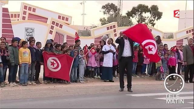 État islamique : la Tunisie demande l'aide internationale