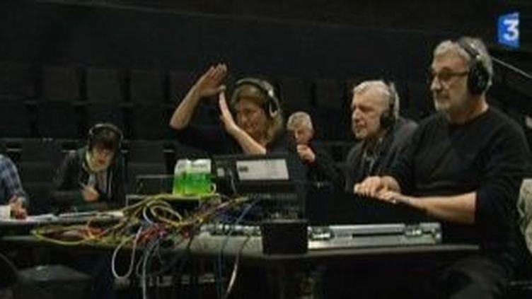 Don Juan, les coulisses d'une captation radiophonique au Théâtre  (Culturebox)
