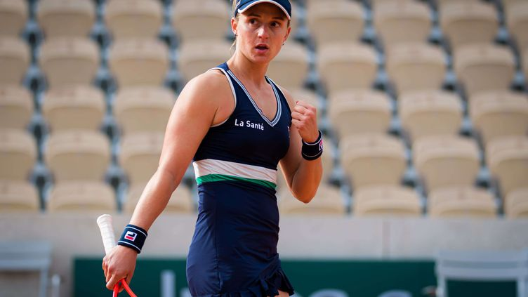 Nadia Podoroska a réalisé l'exploit de se qualifier en demi-finale de Roland-Garros.  (ROB PRANGE/SHUTTERSTOCK/SIPA / SHUTTERSTOCK)