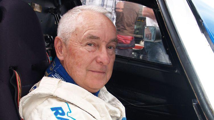 Gérard Larrousse, le double vainqueur du Mans en 1973 et 1974 (GREGOIRE  BRUN / MAXPPP TEAMSHOOT)