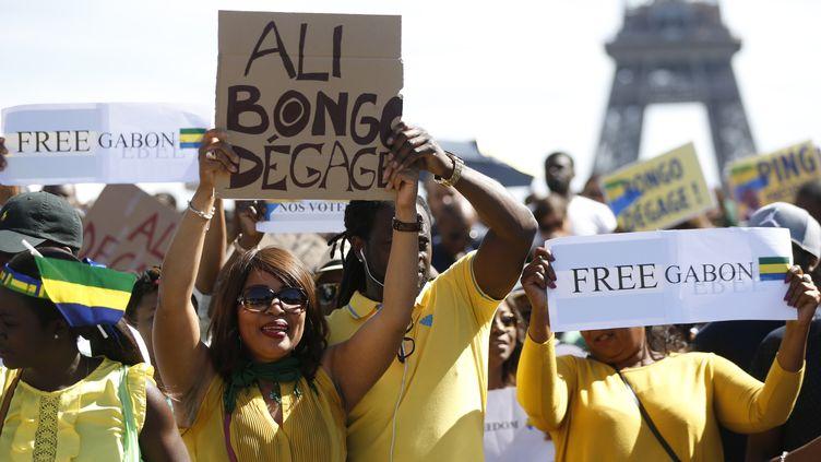 Manifestation du 2 septembre 2016 à Paris (THOMAS SAMSON / AFP)