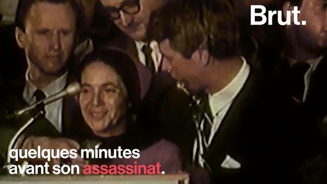 Brut : Dolores Huerta, une militante de tous les fronts