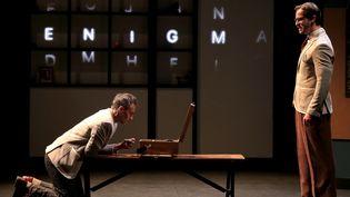 La Machine de Turing de et avec Benoit Solès (Fabienne Rappeneau)