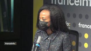 Carole Bienaimé Besse, membre du CSA. (CAPTURE D'ECRAN DAILYMOTION)