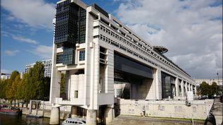 Le ministère de l'Économie et des Finances à Paris. (MAXPPP)
