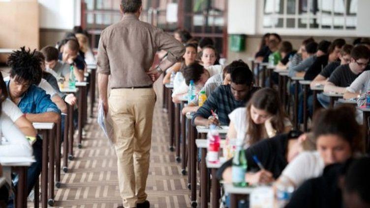 L'éducation sera au coeur de la bataille politique en 2012. (MARTIN BUREAU / AFP)
