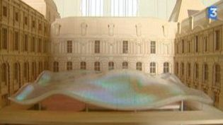 Département des Arts de l'Islam, le grand chantier du Louvre  (Culturebox)