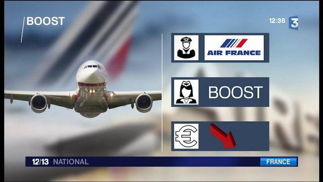 Air France : les pilotes donnent leur accord au projet Boost