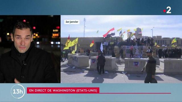 Mort de Qassem Soleimani : comment la Maison-Blanche justifie-t-elle le raid américain ?