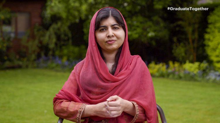 La Pakistanaise MalalaYousafzai a reçu le prix Nobel de la paix en 2014. (GETTY IMAGES / GETTY IMAGES NORTH AMERICA)