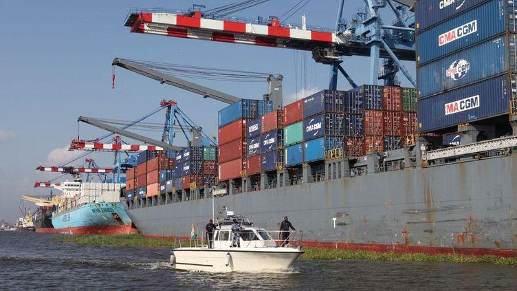 Abidjan, premier port d'Afrique de l'Ouest. (Port autonome d'Abidjan)