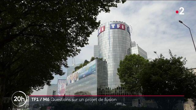 M6 et TF1 : ce qu'il faut savoir sur ce projet de fusion