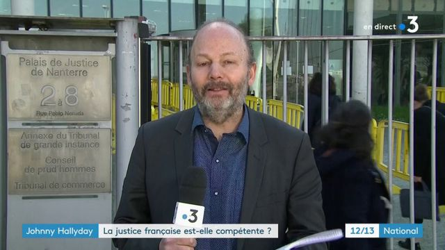 Johnny Hallyday : la justice française est-elle incompétente ?
