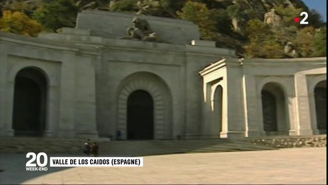 Espagne : le tombeau très encombrant de Franco