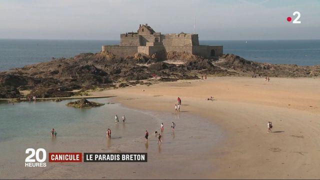 Bretagne : un eldorado pour ceux qui veulent échapper à la canicule