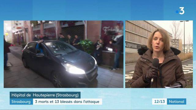 Attaque à Strasbourg : ce que l'on sait des victimes