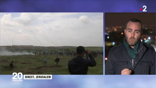 Israël-Gaza : affrontements meurtriers