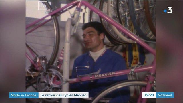 Fleuron national : délocalisés en Asie, les vélos Mercier vont élire domicile dans les Ardennes
